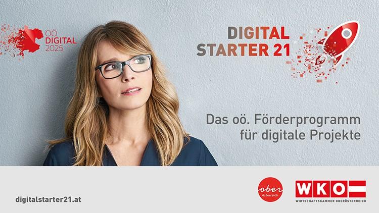 DigitalStarter21 Logo