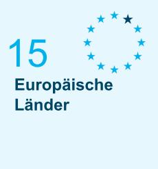 Front NFON in 15 europäischen Ländern
