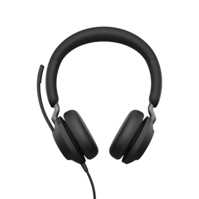 Jabra Evolve2 40 Headset front-400x400